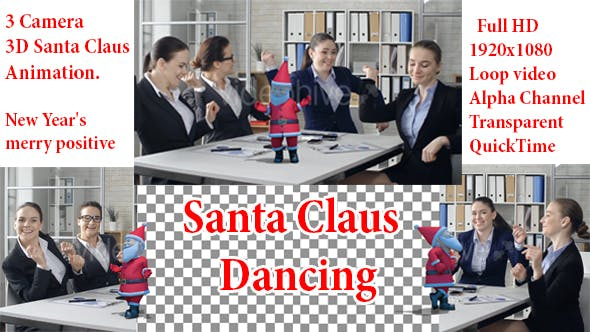 Thumbnail for Cristmas Party Dance