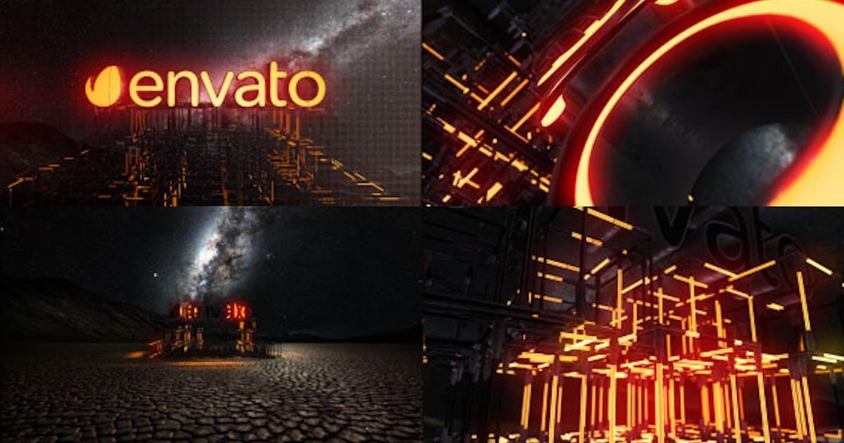 Download Lightbuild Element 3D Logo Reveal by iconoclast