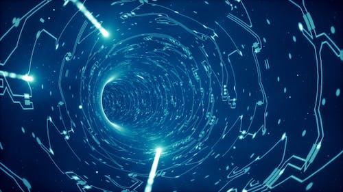 Fiber Optic High Speed Data Transfer