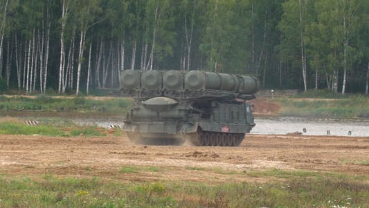 Thumbnail for Anti-Aircraft Missile System