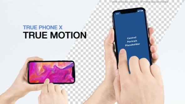 Thumbnail for Phone X App Promo
