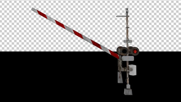 Thumbnail for Railroad Crossing Signal