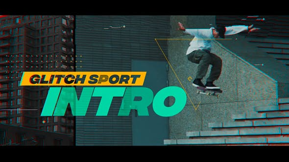 Thumbnail for Glitch Sport Intro