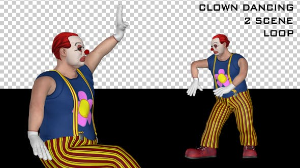 Thumbnail for Dancing Clown
