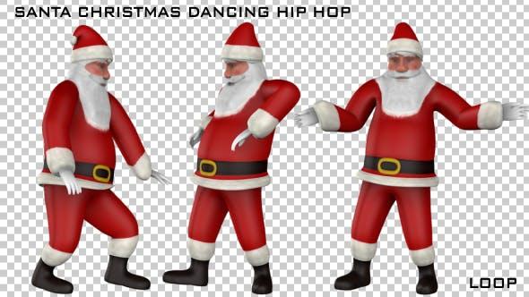 Thumbnail for Santa Christmas Dancing Hip Hop