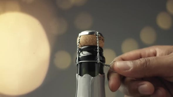 Thumbnail for Opening a Bottle of Champagne