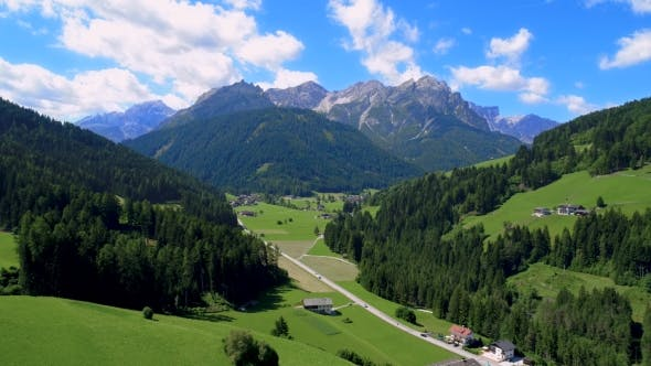 Thumbnail for Beautiful Landscape in the Alps