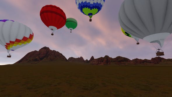 Thumbnail for Hot Air Balloon 1