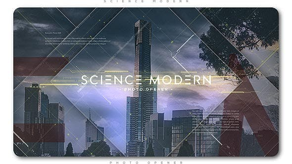 Thumbnail for Science Modern Photo Opener