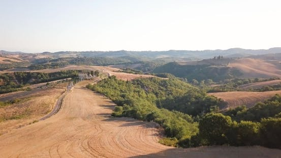 Thumbnail for Stunning Tuscan Landscape