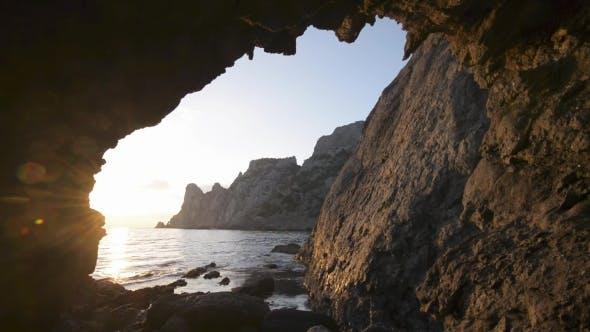 Cover Image for Black Sea Landscape in Crimea