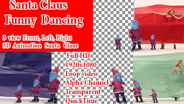 Thumbnail for Christmas Weihnachtsmann