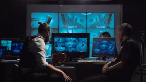 Office Surveillance Team