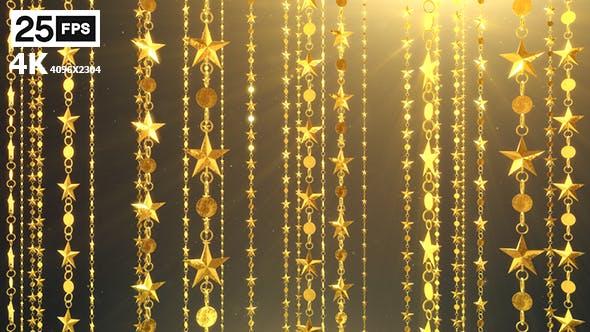 Thumbnail for Golden Star 03 4K