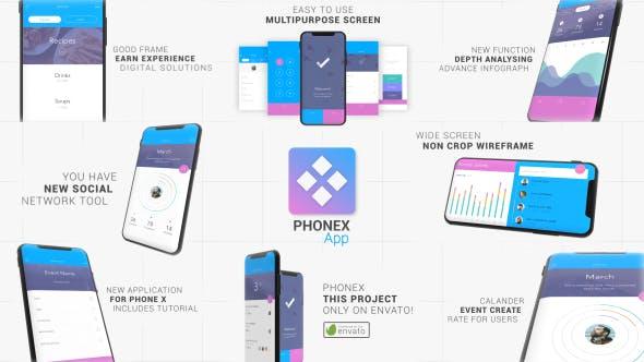 Thumbnail for Phonex App Promo Kit