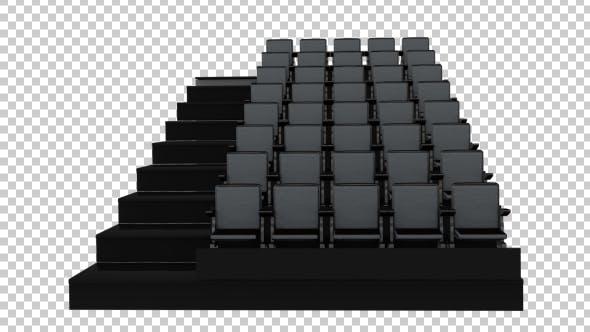 Thumbnail for Modular Seating Units