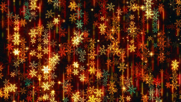 Thumbnail for Lines Snowflakes