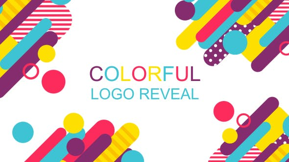 Cover Image for Colorful Logo Reveal