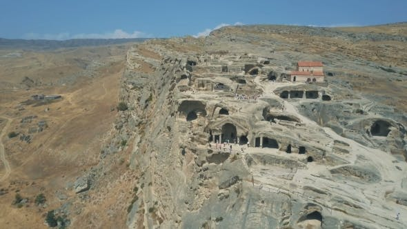 Thumbnail for 10 August, 2017 - Uplistsikhe, an Ancient Rock-hewn Town Near Gori in Georgia