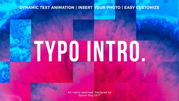 Thumbnail for Typo Intro