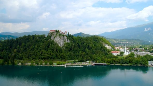 Cover Image for Slovenia Beautiful Nature - Resort Lake Bled