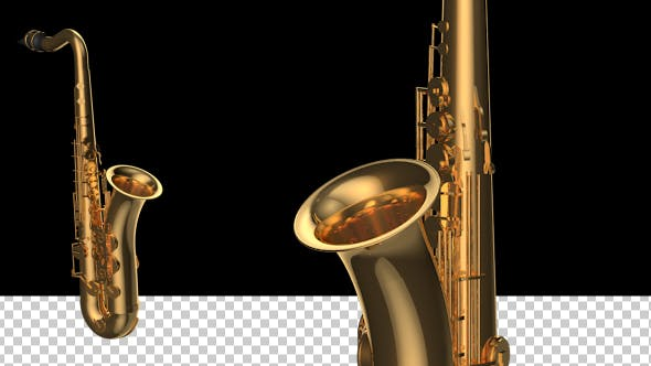 Thumbnail for Saxophone