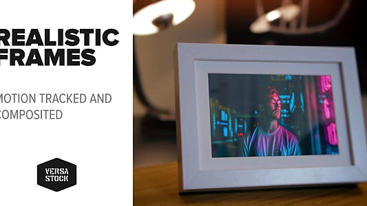 Thumbnail for Realistic Frames | Photo Displays