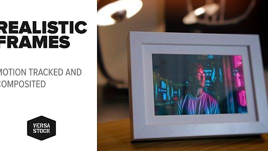 Marcos realistas | Expositores fotográficos