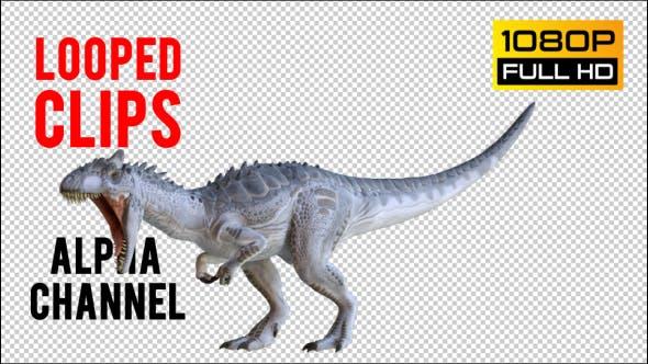 Thumbnail for Tyrannosaurus Dinosaur 1 Realistic Pack 3