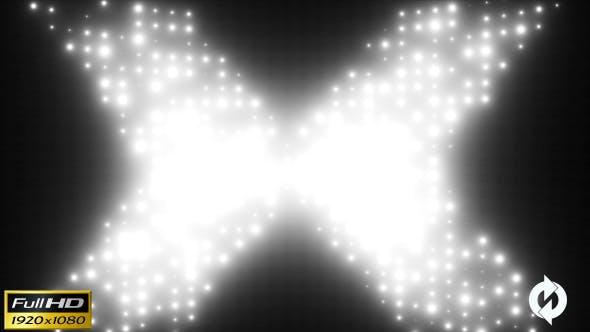 Thumbnail for Wall of Lights – VJ Loop v.4