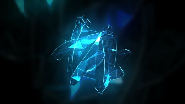 Thumbnail for Transforming To Music Abstract Crystal Surface