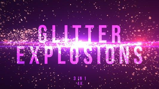 Thumbnail for Glitter Explosions