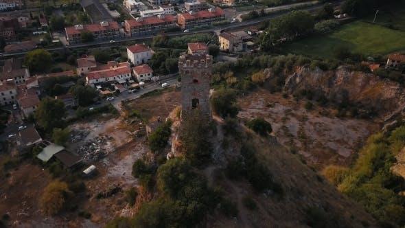 Pisa Ruins