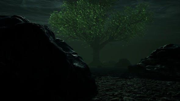 Fantasy Tree Underwater 2