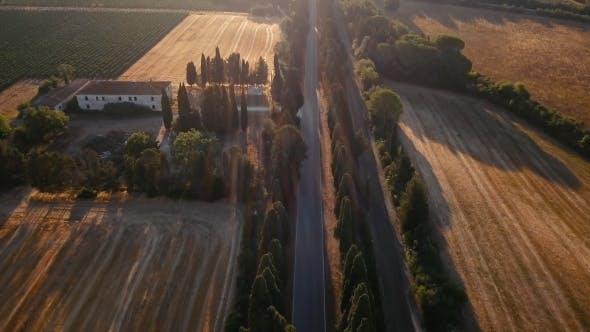Thumbnail for Sonnenlicht Vial Dei Cipressi
