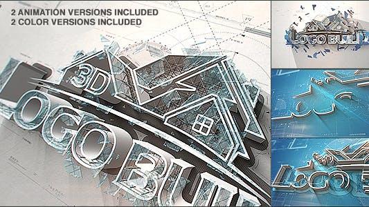 Thumbnail for Création de Logo 3D