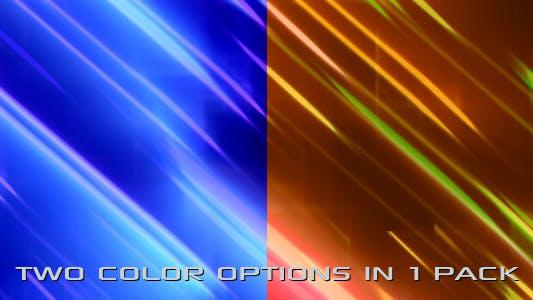 Thumbnail for Slanting Light Stips Animation