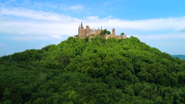 Cover Image for Hohenzollern Castle, Germany