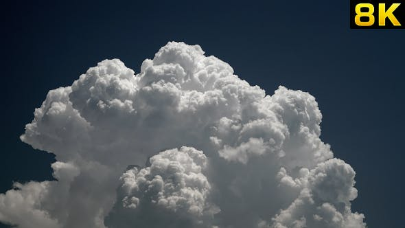 Clouds Exploding