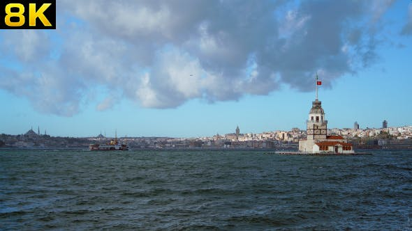 Cover Image for Istanbul from Bosphorus