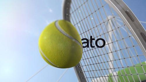 Revelar a Cámara lenta tenis