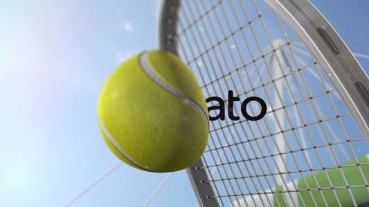 Thumbnail for Tennis Slow Motion Reveal