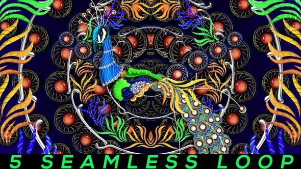 Thumbnail for Peacock Dance