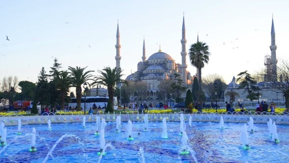Cover Image for Fountain on Sultanahmet Area