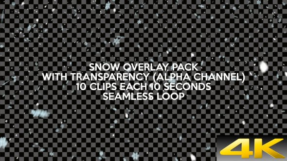 Snow Overlay Pack