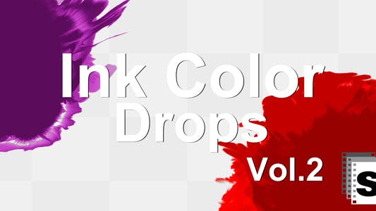 Cover Image for Ink Color Drops 2