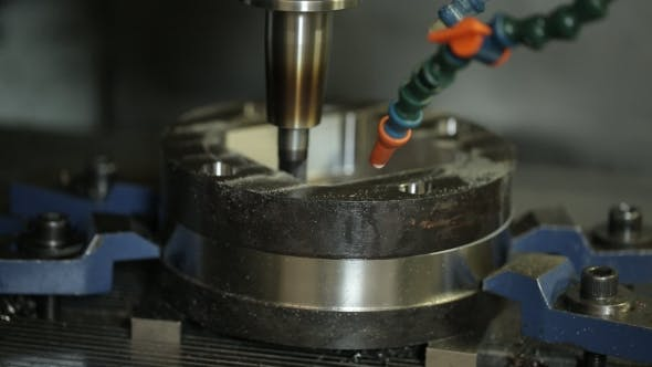 Thumbnail for Technical Robot Cnc Mashine Production Fabrication Computer