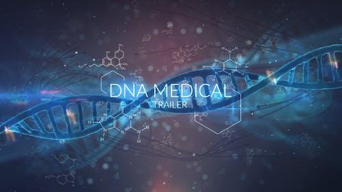DNA Medical Trailer