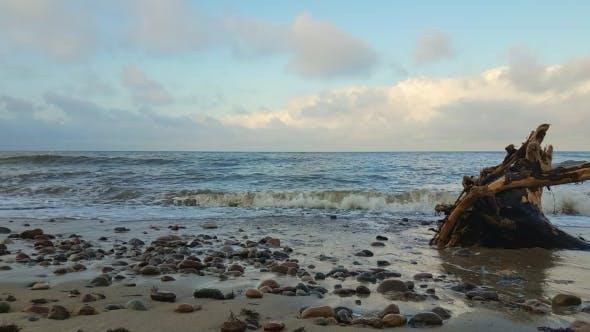 Baltic Sea Quietly Splashing