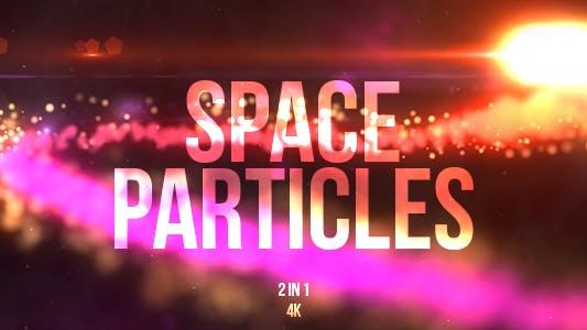 Thumbnail for Raumteilchen enthüllen